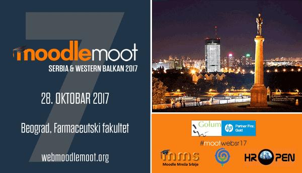 Moodle Moot WeB & Serbia  2017